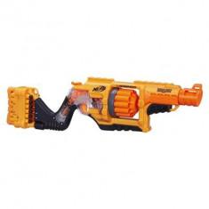 Pusca Nerf Doomlands 2169 Lawbringer Blaster - Pistol de jucarie