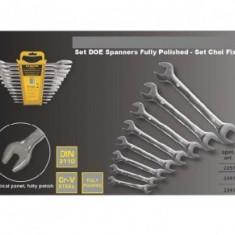 Set chei fixe 6-17mm, TopMaster - Cheie fixa