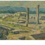 Marin Predescu (n.1932) *Ulei pe panza - Pictor roman, An: 197, Peisaje, Altul