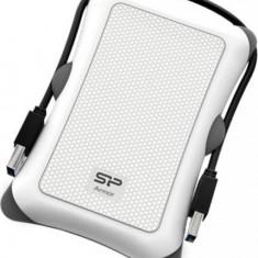 HDD Extern Silicon Power Armor A30 2TB USB3.0 2.5inch Alb