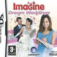 Imagine Dream Wedding Nintendo Ds - Jocuri Nintendo DS Ubisoft