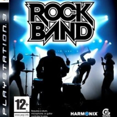 Rock Band Ps3 - Jocuri PS3 Electronic Arts, Simulatoare, 12+