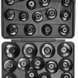 Set chei pentru filtru ulei 30 buc., Yato YT-0597, in valiza