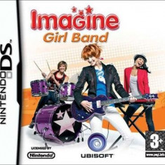 Imagine Girl Band Nintendo Ds - Jocuri Nintendo DS Ubisoft