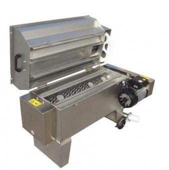 Dezciorchinator zdrobitor cu motor si pompa centrifuga, INOX, Gamma 40 foto