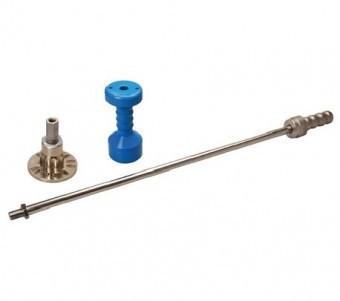 Dispozitiv extractor cu ciocan glisare pentru butuc roata, BGS 7772 foto