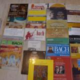 Colectie 84 viniluri clasica, cu lista. Vand si separat, vedeti descrierea