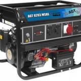 Generator de curent trifazat Mitsubishi AGT 8203 MSB - 7kVA - Generator curent Agt, Generatoare digitale