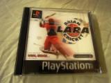 Brian Lara Cricket playstation one, PS1, alte sute de jocuri, Multiplayer, Sporturi, 3+