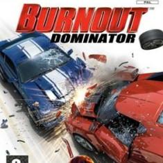 Burnout Dominator Ps2 - Jocuri PS2 Electronic Arts