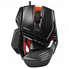 Mouse Gaming Mad Catz R.A.T. Te Negru Lucios