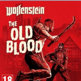 Wolfenstein The Old Blood Ps4 - Jocuri PS4, Shooting, 18+