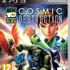 Ben 10 Ultimate Alien Cosmic Destruction Ps3 - Jocuri PS3