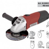Polizor Raider Power Tools unghiular 580W, Raider RD-AG29