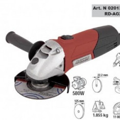 Polizor Raider Power Tools unghiular 580W, Raider RD-AG29