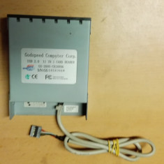 Card Reader PC GodSpeed CR28806