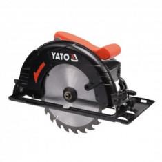 Fierastrau circular, 1300W, 190mm, Yato YT-82150