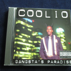 Coolio - Gangsta's Paradise _ CD, album, Canada _ hip hop - Muzica Hip Hop Altele