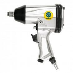 Pistol pneumatic 1/2, 312 Nm, 155l/min, Vorel 81100