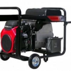 Generator trifazat 12.8kW, Honda AGT16003 HSBE R16 - Generator curent Agt, Generatoare cu automatizare