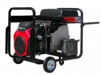 Generator trifazat 12.8kW, Honda AGT16003 HSBE R16 foto