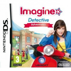 Imagine Detective Adventures Nintendo Ds - Jocuri Nintendo DS Ubisoft