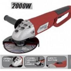 Polizor Raider Power Tools unghiular 2000 W, 180mm, Raider RDP-AG23