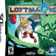 Lost Magic Nintendo Ds - Jocuri Nintendo DS Ubisoft