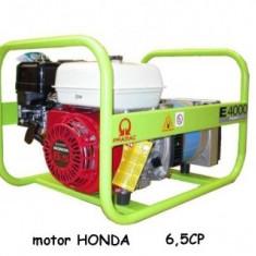 Generator pe benzina HONDA E4000 - Generator curent