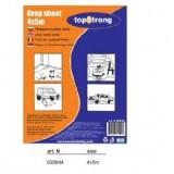 Folie pentru acoperire 4x5m, grosime 0, 007 mm