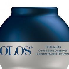 Crema de fata Olos cu efect de hidratare si oxigenare