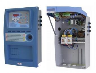 Panou de automatizare pentru generatoare AT 206 B17 – TECHNOELETTRA foto