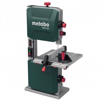 Ferastrau cu banda 400 W, BAS 261 Precision, Metabo foto