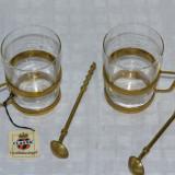 Set 2 cesti sticla si alama