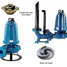 Pompa submersibila cu tocator Pentax DTRT1000, 7.5kW, Pompe submersibile, de drenaj