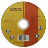 Disc de debitare metal inox profesional Koner 150x1.6mm