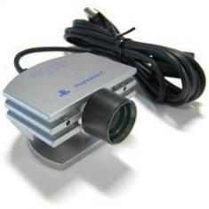 Eye Toy Usb Camera Silver Ps2 - Consola PlayStation