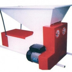 Zdrobitor - desciorchinator cu motor ENO3/M SMALTO - Zdrobitor struguri
