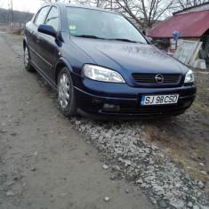 Opel Astra g 1.6 16v cutie automata, An Fabricatie: 2001, Benzina, 163000 km, 1598 cmc