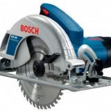 Ferastrau circular 1400W, 190mm, Bosch GKS 190 - Fierastrau