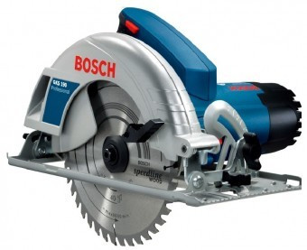Ferastrau circular 1400W, 190mm, Bosch GKS 190 foto