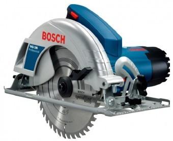 Ferastrau circular 1400W, 190mm, Bosch GKS 190 foto mare