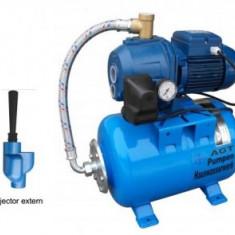 Hidrofor cu autoamorsare de adancime, cu ejector Pentax AP75