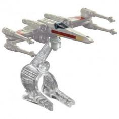 Jucarie Hot Wheels Star Wars Starship X-Wing Fighter Red 3 - Masinuta