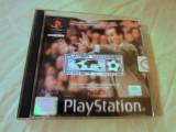 Player Manager Ninety Nine playstation one, PS1, alte sute de jocuri, Multiplayer, Sporturi, 3+