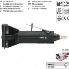 Masina de taiat pneumatica, Yato YT-0993
