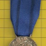 F RARA-ITALIA-Medalia voluntarilor din WW II-1940-1945, Europa