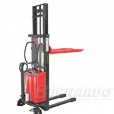 Stivuitor electric 1000 kG, Bernardo EHS 1000 - Transpaleti