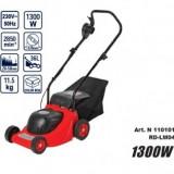 Masina electrica de tuns iarba 1300W, Raider RD-LM04