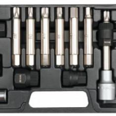 Set chei pentru alternator 13 buc, 1/2, Yato YT-0421